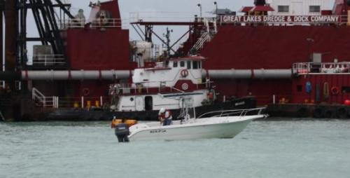Capt. Dan Kipnis caught contractors for the Army Corps of Engineers taking bogus water readings in Biscayne Bay