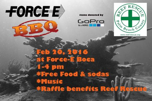 ForceE Fundraiser